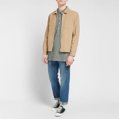 Levi's Vintage Clothing Popover Shirt