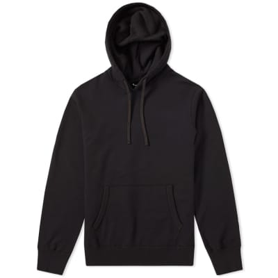 Reigning Champ Side Zip Pullover Hoody