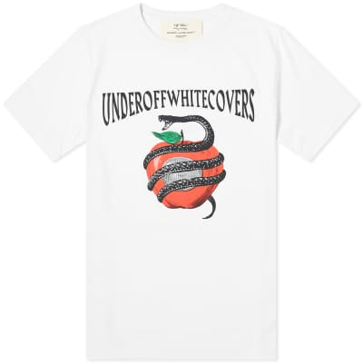 Off-White x Undercover Apple Tee