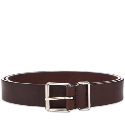 Anderson's Slim Leather Belt