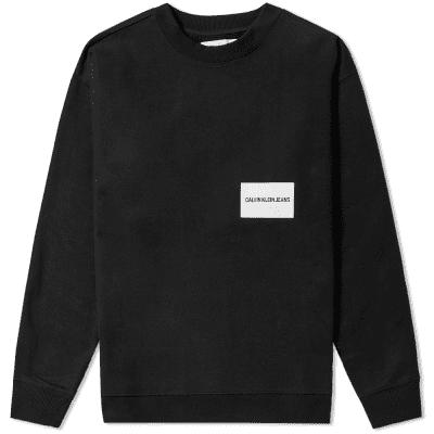 Calvin Klein Institutional Multi Box Logo Sweat