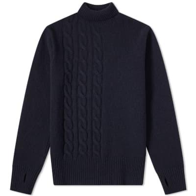 Oliver Spencer Talbot Roll Neck Knit