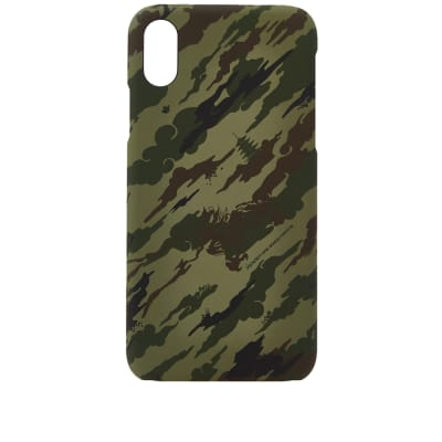 Maharishi Camo iPhone X Case