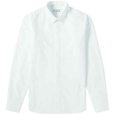 Maison Margiela 14 Button Down Oxford Shirt