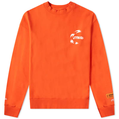 Heron Preston Chinese Heron Crew Sweat