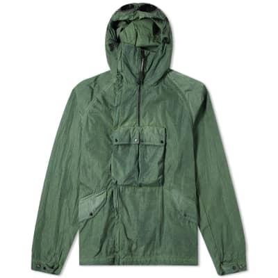 C.P. Company Chrome Re-Colour Popover Goggle Jacket