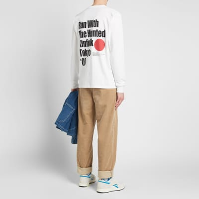 Kinfolk Long Sleeve RWTH Tee
