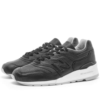 New Balance M997BSO 'Bison Leather' - Made in the USA