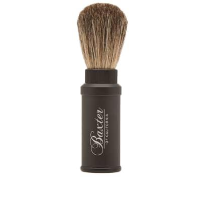 Baxter of California Travel Shaving Brush