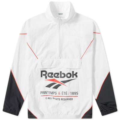 Reebok Printemps Half Zip Track Top