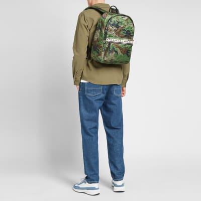 A.P.C. Camo Stitch Backpack