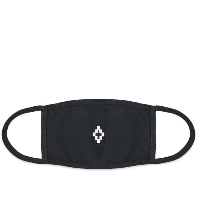 Marcelo Burlon Cross Logo Face Mask