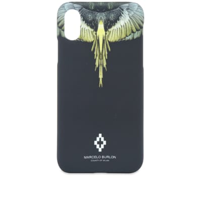 Marcelo Burlon Wings Iphone X Case