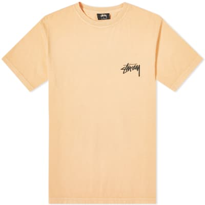 Stussy 8 Ball Pigment Dyed Tee