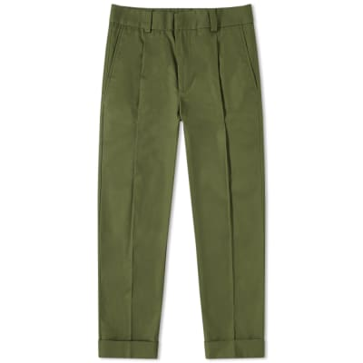 Acne Studios Pierre Heavy Cropped Pant