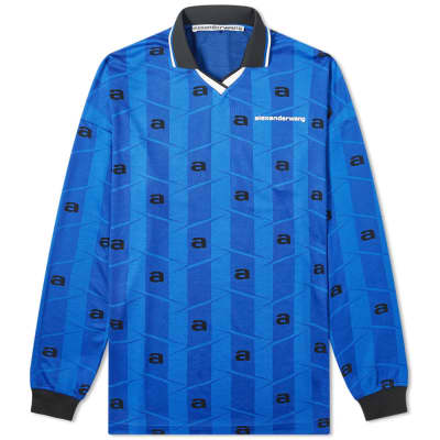 Alexander Wang Long Sleeve Soccer Jersey