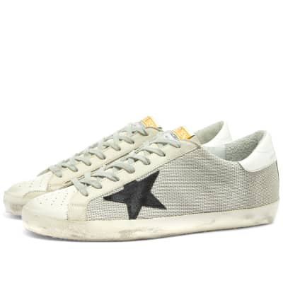 Golden Goose Superstar Mesh Sneaker