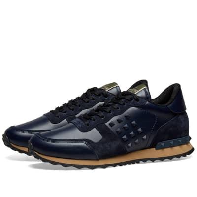 97bee35c84b2b9 Valentino Tonal Rockrunner Sneaker
