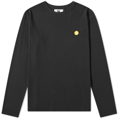 Wood Wood Long Sleeve Mel Tee