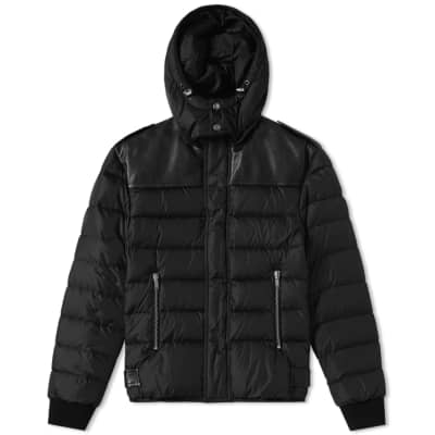Saint Laurent Nylon Down Jacket