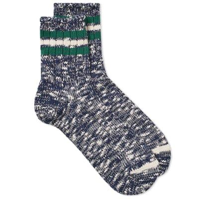 Anonymous Ism 3 Line Slub Socks