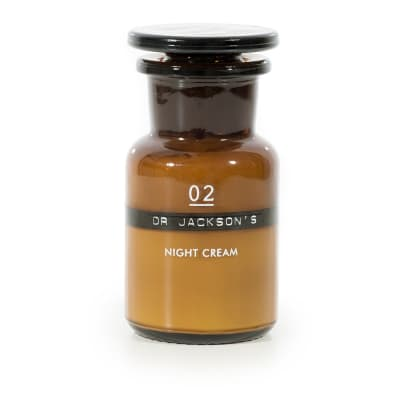 Dr. Jackson's Natural Products 02 Night Skin Cream