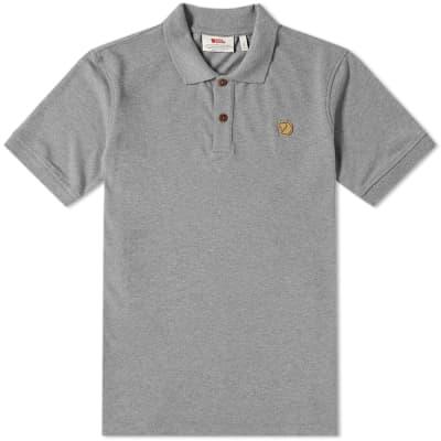 Fjällräven Övik Polo Shirt