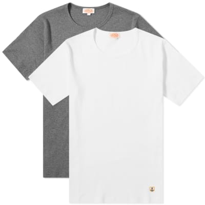 Armor-Lux Basic Tee - 2 Pack