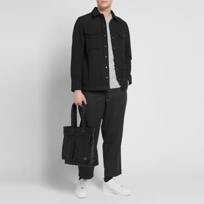 Wings + Horns Stretch Twill CPO Jacket