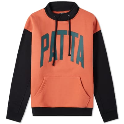 Patta Cord Collar Sweat