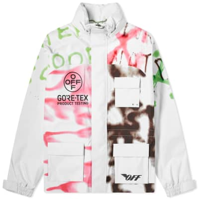 Off-White Gore-Tex Ski Jacket