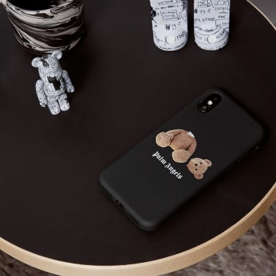 Palm Angels Kill The Bear iPhone X Case