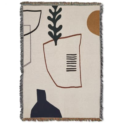 Ferm Living Mirage Blanket