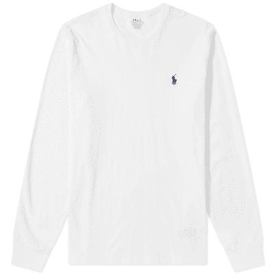 95c03bed Polo Ralph Lauren Long Sleeve Custom Fit Tee