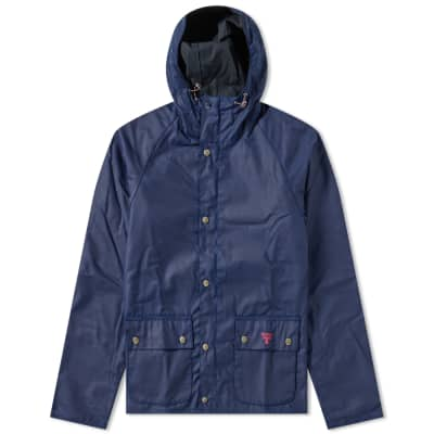 Barbour Pass Wax Jacket