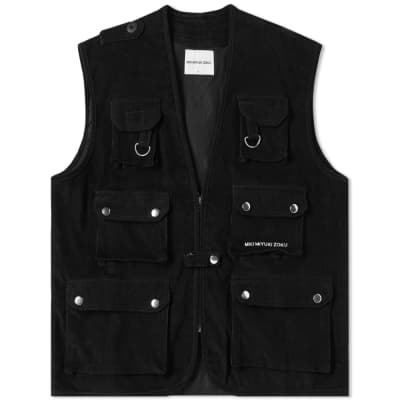 MKI Corduroy Utility Vest