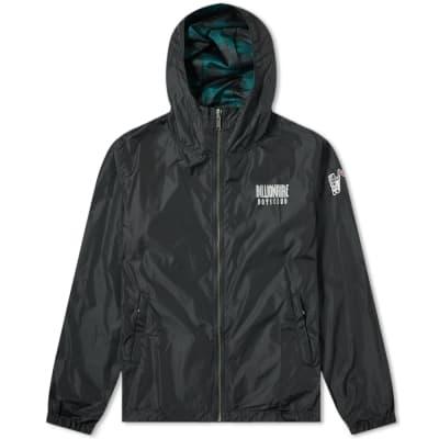 Billionaire Boys Club Reversible Hooded Check Jacket