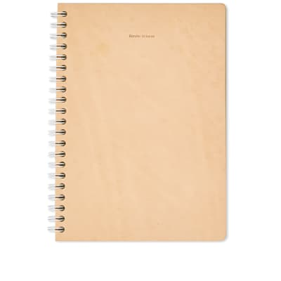 Hender Scheme A5 Ruled Notepad