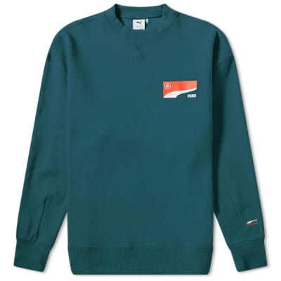 Puma x ADER error Crew Sweat