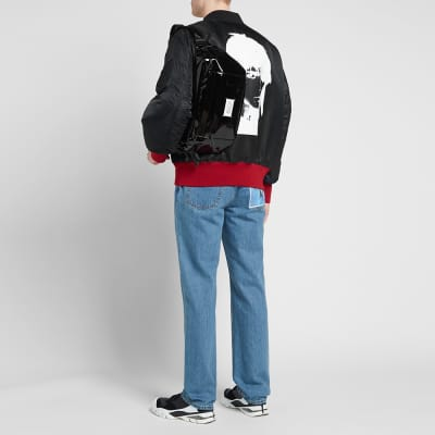 Calvin Klein 205W39NYC Back Print Bomber Jacket