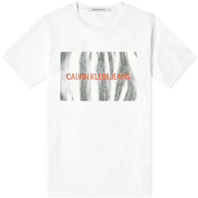 Calvin Klein Institutional Box Logo Tee