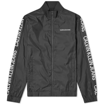 Calvin Klein Side Logo Track Jacket