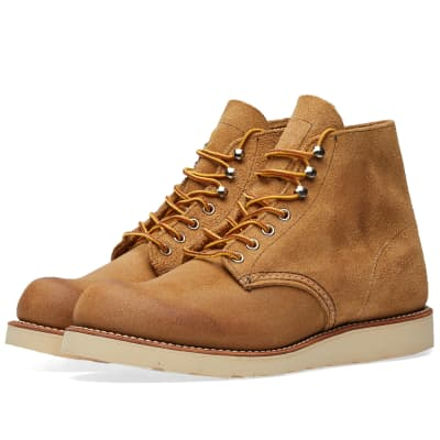 Red Wing 8181 Heritage Work Round Toe Boot