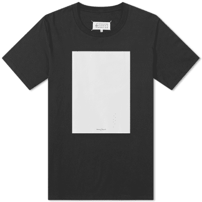 Maison Margiela 10 Leave a Message Tee