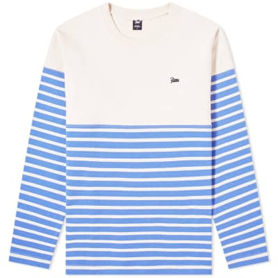 Patta Long Sleeve Stripe Tee