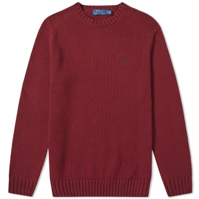 Polo Ralph Lauren Chunky Cotton Knit