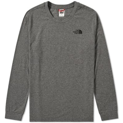 The North Face Long Sleeve Simple Dome Tee