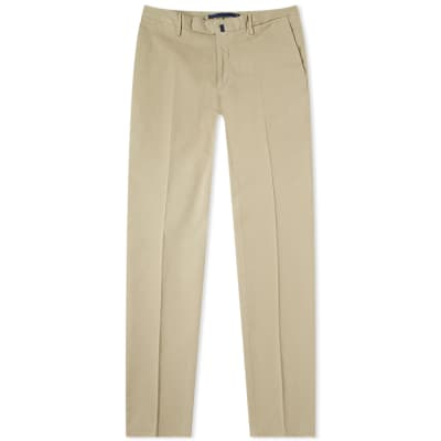 Incotex Slim Fit Garment Dyed Chino