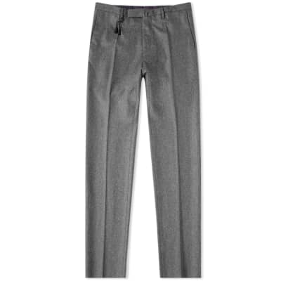 Incotex Slim Fit Wool Trouser