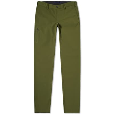 Incotex Urban Traveller Pocket Detail Trouser